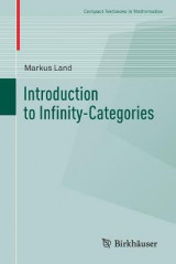 Omslag - Introduction to Infinity-Categories