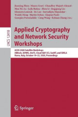 Omslag - Applied Cryptography and Network Security Workshops
