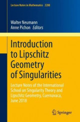Omslag - Introduction to Lipschitz Geometry of Singularities