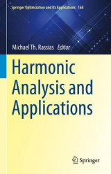 Omslag - Harmonic Analysis and Applications