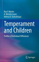 Omslag - Temperament and Children