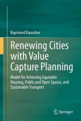 Omslag - Renewing Cities with Value Capture Planning