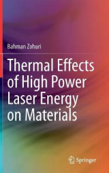 Omslag - Thermal Effects of High Power Laser Energy on Materials