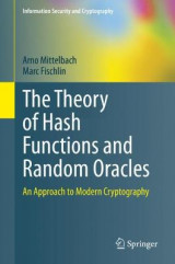Omslag - The Theory of Hash Functions and Random Oracles