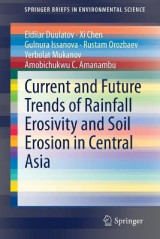 Omslag - Current and Future Trends of Rainfall Erosivity and Soil Erosion in Central Asia