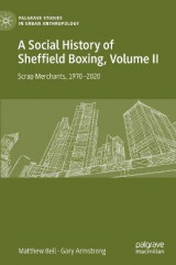Omslag - A Social History of Sheffield Boxing, Volume II