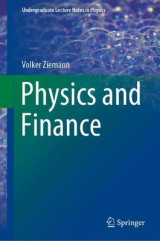 Omslag - Physics and Finance