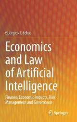 Omslag - Economics and Law of Artificial Intelligence