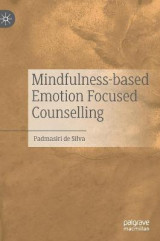 Omslag - Mindfulness-based Emotion Focused Counselling