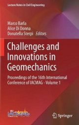 Omslag - Challenges and Innovations in Geomechanics