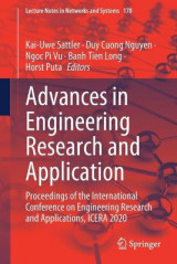 Omslag - Advances in Engineering Research and Application