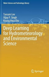 Omslag - Deep Learning for Hydrometeorology and Environmental Science