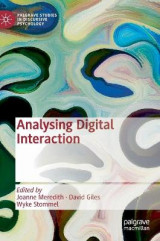 Omslag - Analysing Digital Interaction