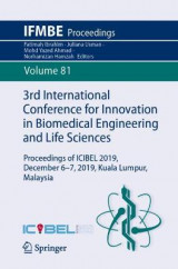 Omslag - 3rd International Conference for Innovation in Biomedical Engineering and Life Sciences