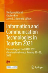 Omslag - Information and Communication Technologies in Tourism 2021