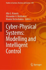 Omslag - Cyber-Physical Systems: Modelling and Intelligent Control