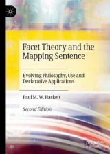 Omslag - Facet Theory and the Mapping Sentence