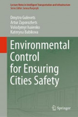 Omslag - Environmental Control for Ensuring Cities Safety