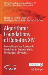 Omslag - Algorithmic Foundations of Robotics XIV