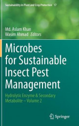 Omslag - Microbes for Sustainable lnsect Pest Management