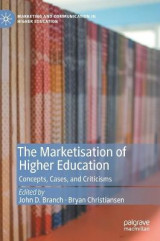 Omslag - The Marketisation of Higher Education