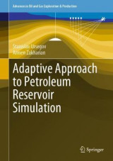Omslag - Adaptive Approach to Petroleum Reservoir Simulation
