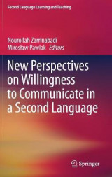 Omslag - New Perspectives on Willingness to Communicate in a Second Language