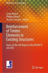 Omslag - Reinforcement of Timber Elements in Existing Structures