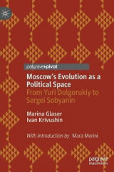 Omslag - Moscow's Evolution as a Political Space