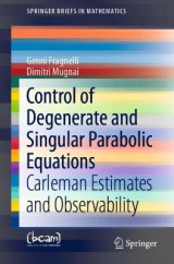 Omslag - Control of Degenerate and Singular Parabolic Equations