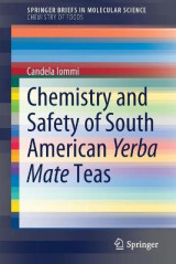 Omslag - Chemistry and Safety of South American Yerba Mate Teas