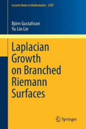 Laplacian Growth on Branched Riemann Surfaces av Bjoern Gustafsson og Yu-Lin Lin (Heftet)