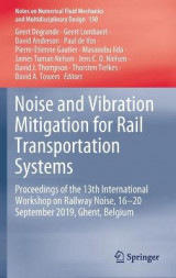 Omslag - Noise and Vibration Mitigation for Rail Transportation Systems