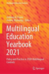 Omslag - Multilingual Education Yearbook 2021