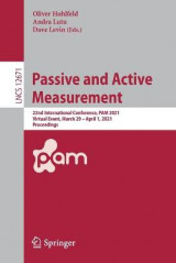 Omslag - Passive and Active Measurement