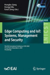 Omslag - Edge Computing and IoT: Systems, Management and Security