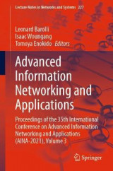 Omslag - Advanced Information Networking and Applications