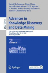 Omslag - Advances in Knowledge Discovery and Data Mining
