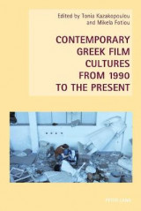 Omslag - Contemporary Greek Film Cultures from 1990 to the Present