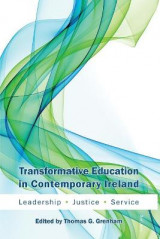 Omslag - Transformative Education in Contemporary Ireland