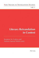 Omslag - Literary Retranslation in Context