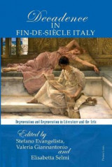 Omslag - The Poetics of Decadence in Fin-de-Siecle Italy