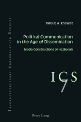 Omslag - Political Communication in the Age of Dissemination
