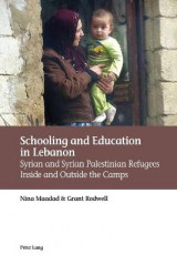 Omslag - Schooling and Education in Lebanon