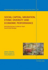 Omslag - Social capital, migration, ethnic diversity and economic performance