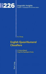 Omslag - English Quasi-Numeral Classifiers