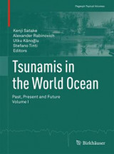 Omslag - Tsunamis in the World Ocean