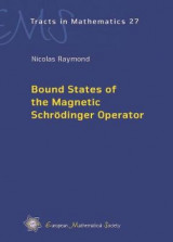 Omslag - Bound States of the Magnetic Schrodinger Operator