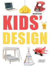 Kids Design av Michelle Galindo (Innbundet)