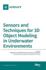 Omslag - Sensors and Techniques for 3D Object Modeling in Underwater Environments